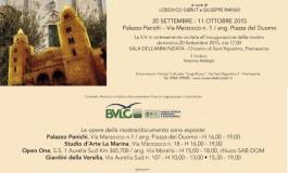 La pittrice massese Maria Rita Vita espone a Pietrasanta con altri big dell'arte