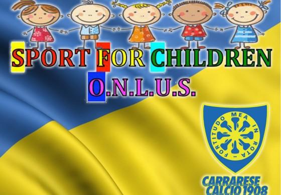 Carrarese Calcio e Sport For Children