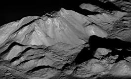 Marina di Carrara Venerdi al Planetario: grotte e montagne del sistema solare