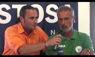 Intervista Mister Puccica dopo il match Pianese - Massese