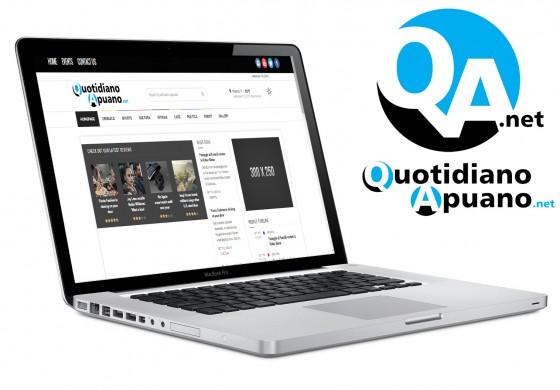 New Web Site www.quotidianoapuano.net