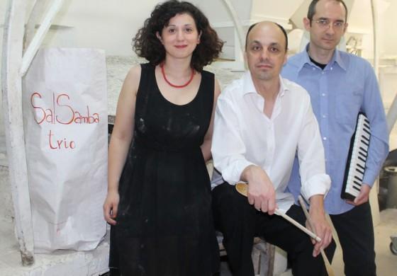 Salsamba Trio alla Rinchiostra