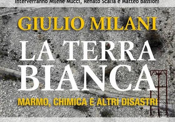 """La Fondazione """"Antonino Caponnetto"""" presenta """"La Terra Bianca"""" di Giulio Milani"""