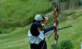 Una stagione outdoor ricca di medaglie per gli Arcieri Fivizzano