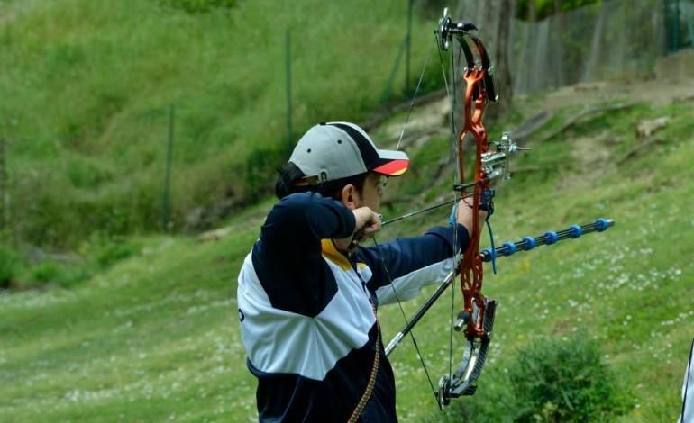 Arcieri Fivizzano: Doppio oro per Daniele Cassiani ai campionati italiani di Padova