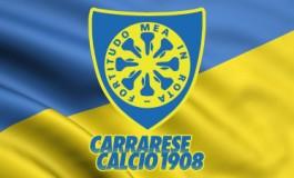 Carrarese: i convocati per la sfida contro l'Arezzo