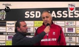Esclusiva QA: intervista a Fabrizio Tazzioli neo-allenatore della Massese dopo il primo allenamento (seconda parte)