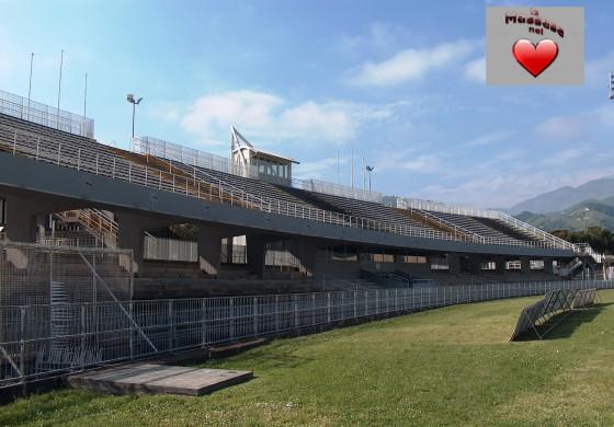 Stadio degli Oliveti aperto al pubblico
