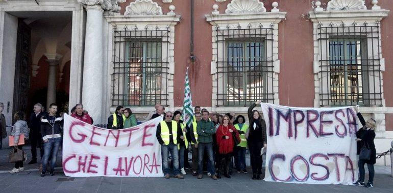 FIT-CISL incontra il Prefetto per ricevere chiarimenti sulla Ditta Mauro Costa