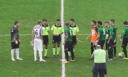 Highlights Massese - Viareggio 2014 1 - 1 del 15/11/15