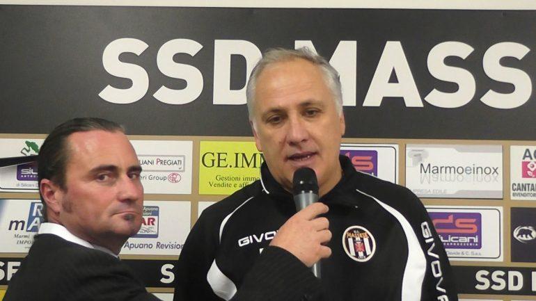 Video intervista a Fabrizio Tazzioli dopo Massese – Viareggio 2014 1 – 1 del 15/11/15