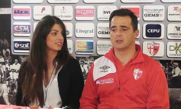 Video intervista ad Enrico Cerbella, allenatore della Città di Castello dopo la vittoria per 1 a 0 sulla Massese dello 08/11/15