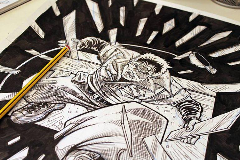 Rascals le canaglie Made in Carrara tornano a parlare di loro su QA Comics