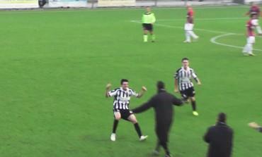 Ponsacco - Massese 1 - 2 Highlights dello 06 dicembre 2015