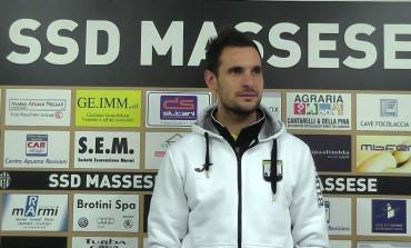 Video intervista a Francesco Cangi, difensore della V. A. Sanseplcro dopo la gara a Massa del 24/01/16