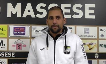 Video intervista ad Adnane Essousi, attaccante della V. A. Sansepolcro, dopo lo 0 a 0 con la Massese del 24/01/16