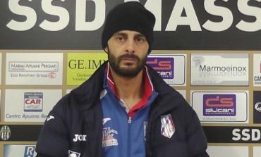 Video intervista con l'attaccante della Ghiviborgo Filippo De Gori dopo Massese Ghivizzano Borgo a Mozzano 0 – 1 del 31/01/16