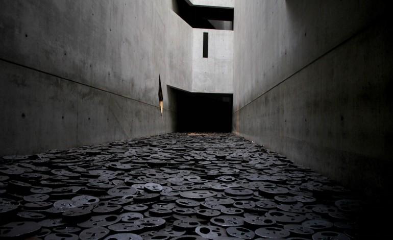 La Shoah: memorie dall'architettura contemporanea.