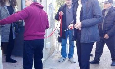 Inaugurato il nuovo ritrovo per anziani di Marina di Massa