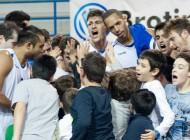 E' C Gold! Il Cmc basket Carrara è matematicamente promosso nella serie superiore!