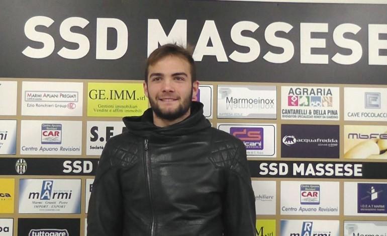 Video intervista a Daniele Bucaletti, match winner di Massese Sangiovannese 0 - 1 del 14/02/16