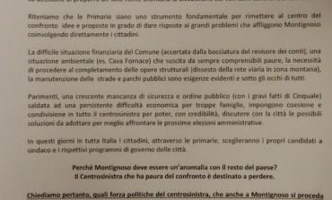 Montignoso: Articolo Primo, Verdi, IDV, Comitato XX settembre chiedono le primarie del Centrosinistra in vista delle amministrative