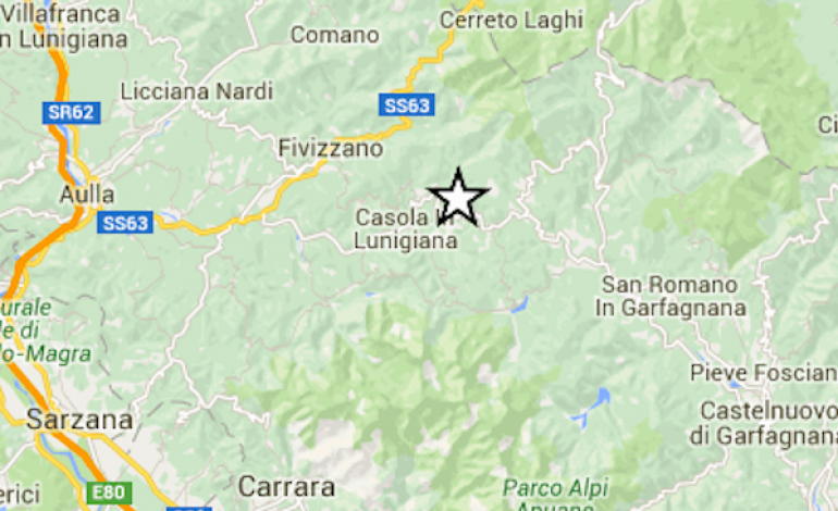 Ultima ora: la Lunigiana torna a tremare