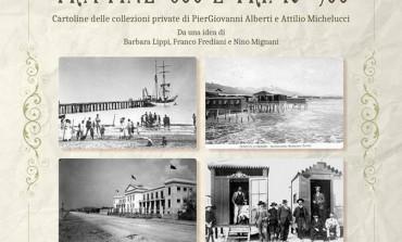 Intervista a Franco Frediani sulla mostra di cartoline di Marina di Massa tra fine '800 e primi '900