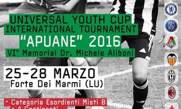 """Al via oggi il Torneo Internazionale """"Alpi Apuane"""". Ne parliamo con Umberto Mannella uno degli organizzatori della rassegna"""