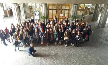 Massa, gemellaggio: Accolti nella sala consiliare i ragazzi tedeschi di Bad Kissingen