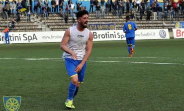 """Intervista al centrocampista della Carrarese Filippo Brondi: """"Quando ho visto entrare la palla, la mia gioia è esplosa"""""""