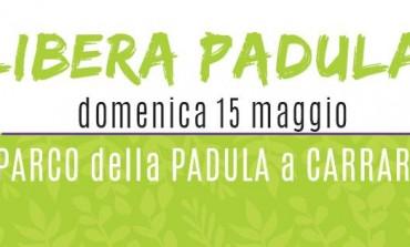 """Carrara: Domenica 15 maggio l'iniziativa """"Libera Padula"""""""