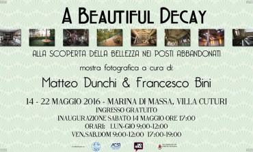 """""""A beautiful decay"""": Mostra fotografica a Villa Cuturi nei luoghi abbandonati"""