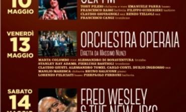 Massa, Primavera Jazz 2016: domani appuntamento con l'Orchestra Operaia