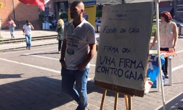 """Marco Amorese (FDI): """"Chiediamo la chiusura dell'attuale GAIA Spa"""""""