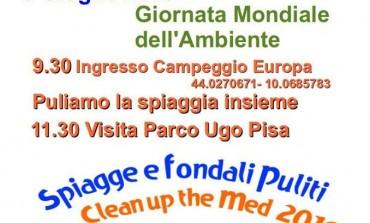 Massa: Domenica 5 giugno le colonie marine protagoniste della Giornata Mondiale dell'Ambiente
