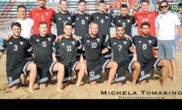 """Beach Soccer: La formazione del tecnico apuano """"Fisher"""" Fruzzetti esce agli ottavi"""