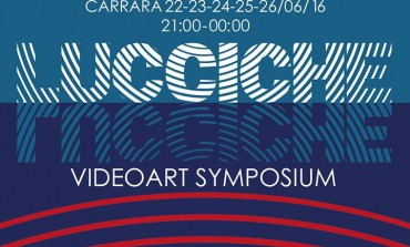 "Carrara: Al via ""Lucciche"", il Simposio di video arte e mappature video"
