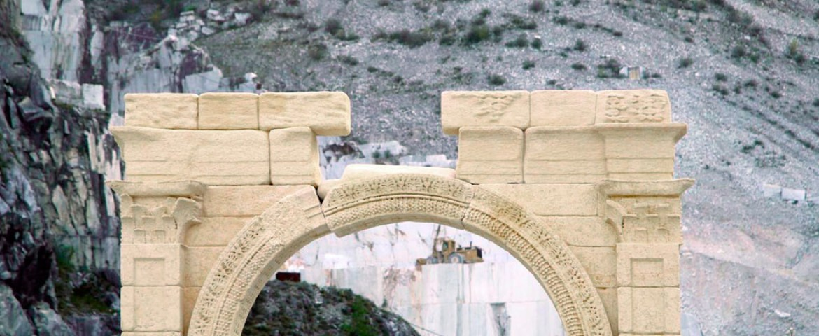 Marmo, archeologia e arte made in Carrara