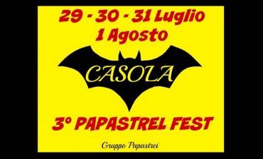Casola: in arrivo la Papastrei Fest