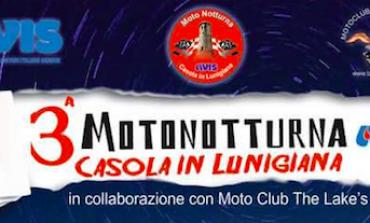 Casola pronta per la 3° edizione della Motonotturna