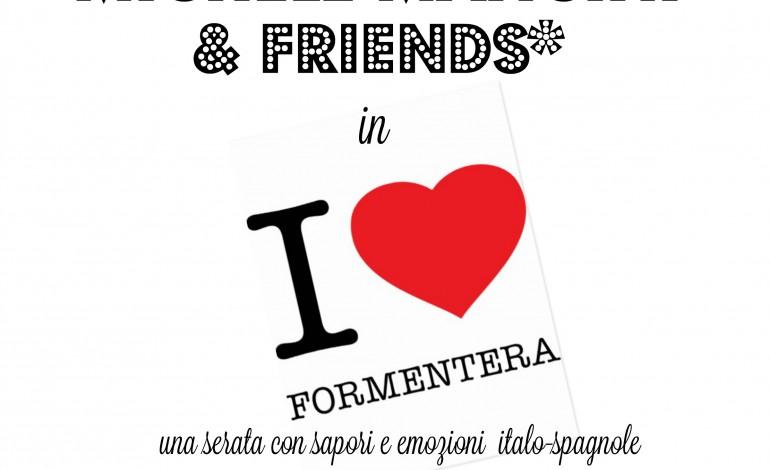 Cucina spagnola e cucina italiana si incontrano a Villa Cuturi, martedì 23 agosto alle 21
