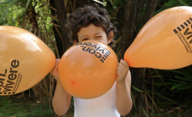 Giochi, letture, laboratori, esperimenti e un viaggio immaginario. Il Festival Con-vivere aperto ai bambini di ogni età.
