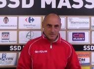 Video intervista esclusiva a Giacomo Lazzini, allenatore della Massese, dopo la prima vittoria del campionato 2016/17 per 2 ad 1 contro la Sporting Recco del 18/09/16