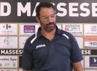 Video intervista esclusiva a Riccardo Panizzo, allenatore della S. Recco, dopo la prima sconfitta del campionato 2016/17 per 2 ad 1 fuori casa contro la Massese del 18/09/16