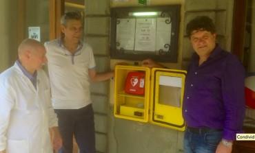 Fivizzano inaugura nuovo defibrillatore