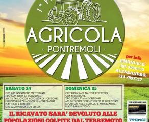 Pontremoli: Prima fiera agricola a Santa Giustina all'insegna della solidarietà e del divertimento