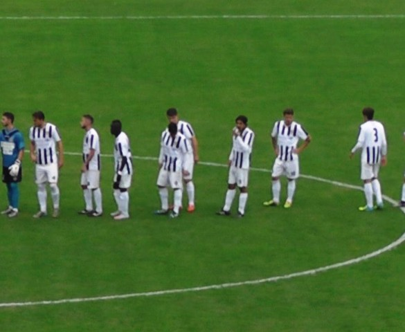 Massese Ponsacco 1 - 0 Highlights del 23/10/16 di Umberto Meruzzi