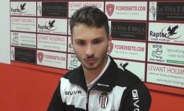 Video intervista esclusiva al portiere della Massese Marco Barsottini dopo la sconfitta per 3 a 2 a Grosseto del 30/10/16