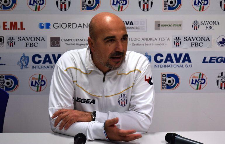 Video intervista esclusiva a S. Siciliano, dopo Savona Massese 0 – 1 del 18/12/16